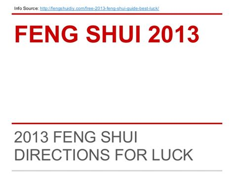 Feng Shui-feng Shui Tips For Best Luck