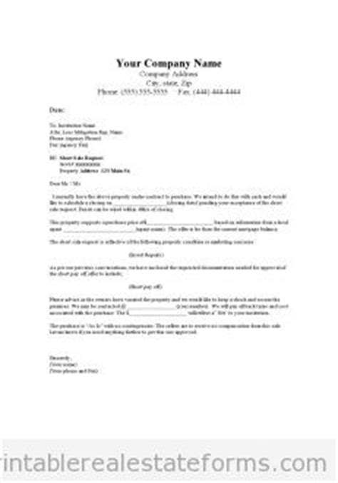 sample real estate offer letter template