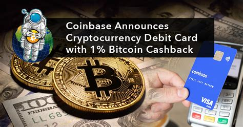 Jun 12, 2021 · coinbase card works just like any other debit card at the point of sale, noted coindesk, with users able to spend their digital currency everywhere visa debit cards are accepted. Coinbase Announces Cryptocurrency Debit Card with 1% Bitcoin Cashback - Crypto Traders Pro