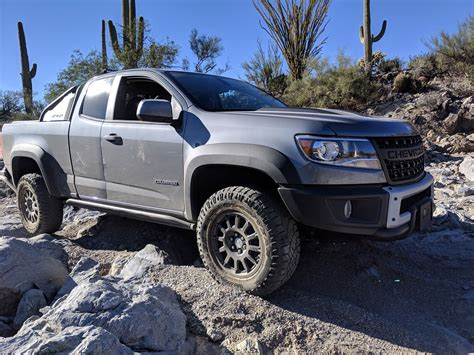 We did not find results for: 2019 Chevrolet Colorado ZR2 Bison Review - AutoGuide.com