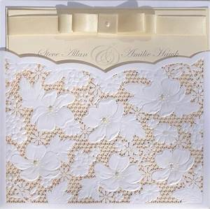 16 best images about laser cut wedding on pinterest With laser cut wedding invitations uk vintage lace