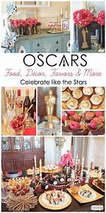 Oscar Party Ideas: Celebrate Like the Stars - Atta Girl Says
