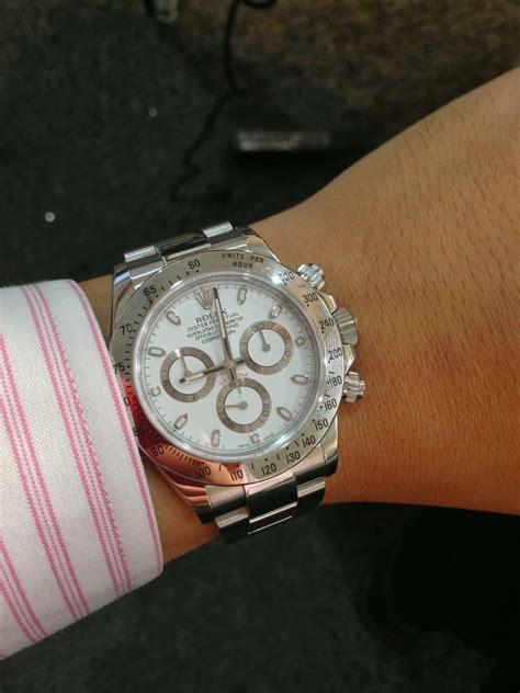 My Western Watch Collection: Rolex Cosmograph Daytona ...