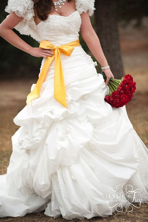 beauty and the beast belle wedding dress wedding
