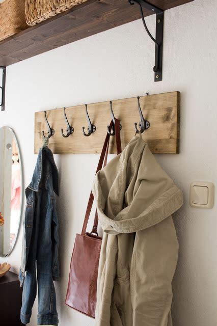 diy garderobe bauen handmade kultur