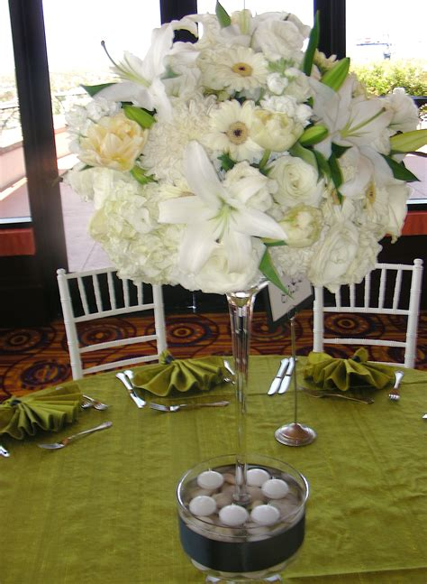 Unique Tall Wedding Centerpieces Tall Wedding