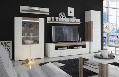 Toronto Wide TV Cabinet   Entertainment Units   Furn On