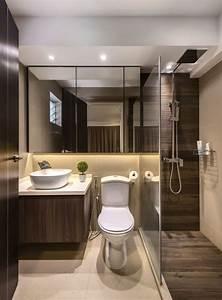 Punggol, Master, Bedroom, Toilet, Design