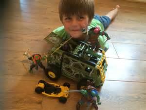 Ninja Turtles Movie Toys