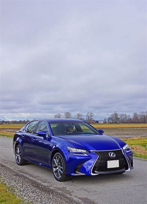 Lexus Awd Sport Road Test Review