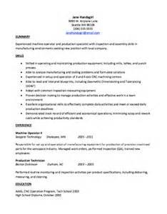 Cover Letter Mechanic Production Technician Resume Sle Resumes Design