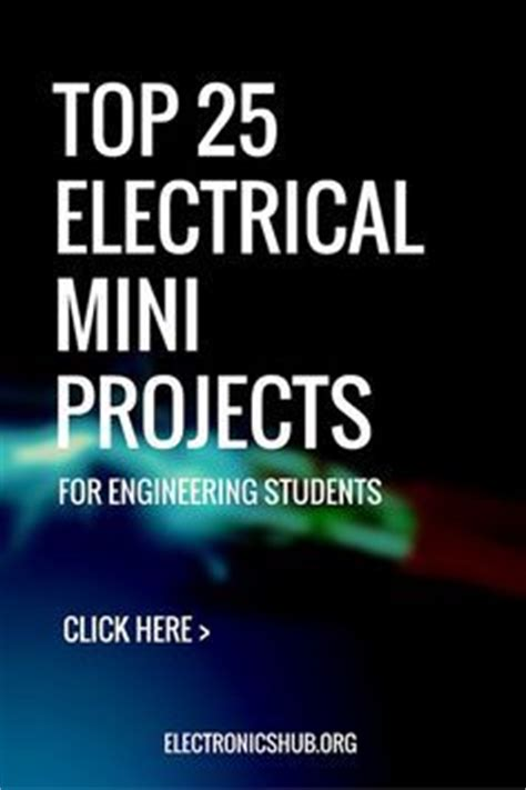 Robotics Projects For Final Year Engineering Students