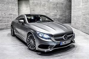 Coupe Mercedes : 2015 mercedes benz s class coupe first look motor trend ~ Gottalentnigeria.com Avis de Voitures