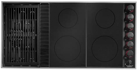 expressionsc collection modular electric downdraft cooktop