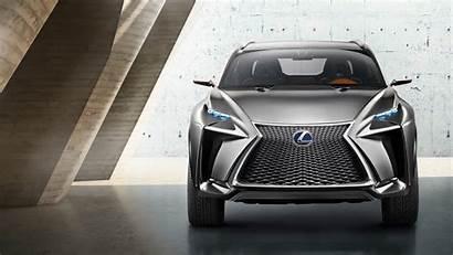 Lexus Nx Crossover Lf Concept Lx350 Frankfurt
