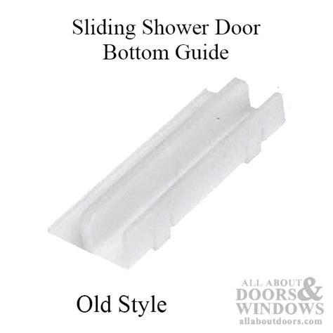 shower door guide tub shower door guides