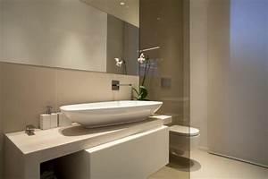 Salle De Bain Beige Et Chocolat. awesome salle de bain taupe et ...