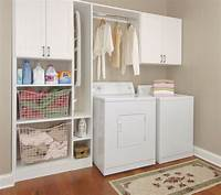 laundry room storage 5 Laundry Room / Mudroom Design Ideas