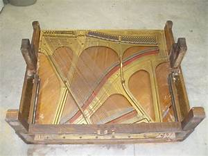 anyone repurposed an old upright piano - by lathman