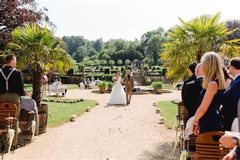 Trauung Von Lisa & Sebastian Im Barocken Garten In Blankenburg