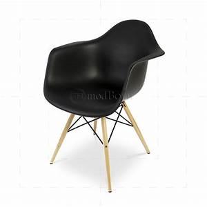 Eames Replica Deutschland : eames style dining daw arm chair black replica ~ Sanjose-hotels-ca.com Haus und Dekorationen