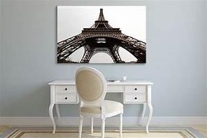 Tour Eiffel Deco : tableau paysage vente de tableaux voyages et cadre design londres paris izoa ~ Teatrodelosmanantiales.com Idées de Décoration