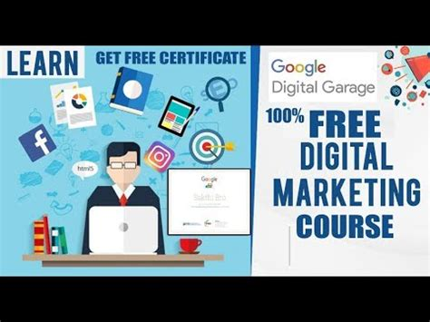learn digital marketing free learn digital marketing free course from get