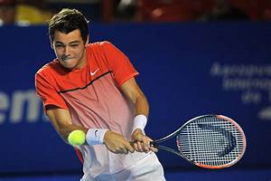 Taylor Fritz, rising in tennis rankings, can take another ...