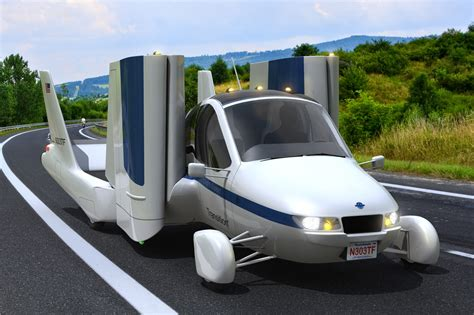 another flying car attempts liftoff alert the staff at