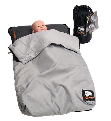 siège lit de voyage gonflable pour bébé en avion air traveller