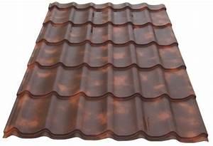 Tole Pour Toiture : tole pour toiture pas cher entreprise de toiture ~ Premium-room.com Idées de Décoration