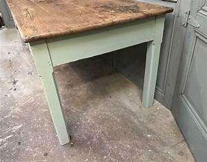 Table Ancienne De Ferme : ancienne table de ferme en ch ne massif ~ Dode.kayakingforconservation.com Idées de Décoration
