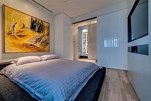 Chambre Parentale Cosy : appartement cosy tel aviv chambre parentale ~ Melissatoandfro.com Idées de Décoration