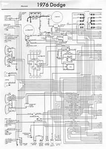 33 1978 Dodge Truck Wiring Diagram