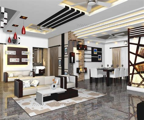 home interiors by design interior model living and dining from kerala model home