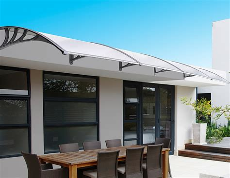 diy outdoor awning cover