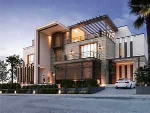 50, Stunning, Modern, Home, Exterior, Designs, That, Have, Awesome