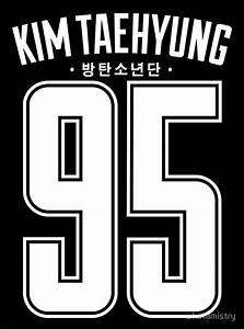 """BTS V KIM TAEHYUNG 95"" Art Prints by whatamistry Redbubble"