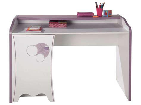 bureau junior fille bureau 1 porte elisa vente de bureau enfant conforama