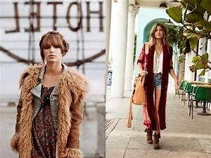 Mode Hippie Chic : mode boheme chic hiver ~ Voncanada.com Idées de Décoration
