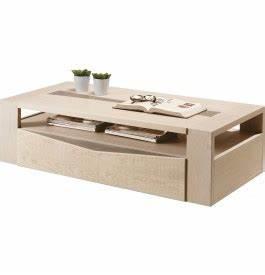 Table Basse Chene Blanchi : table basse double plateau ch ne blanchi et ch ne gris 1 tiroir soft ~ Melissatoandfro.com Idées de Décoration