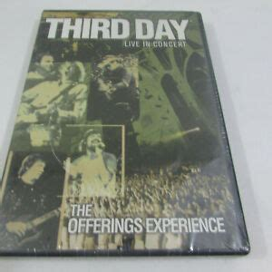 Third Day Live In Concert DVD The Offerings Experience ...