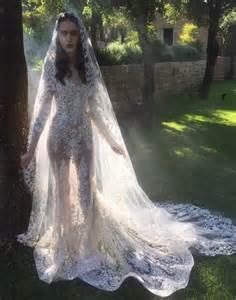 pronovias wedding dress sheer delight barely there wedding dresses easy
