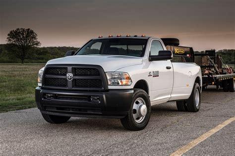 2018 Dodge Ram 3500 Dually Diesel Specs