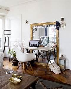 nos conseils pour amenager votre appartement detudiant With amazing idee deco bureau maison 1 nos meilleures idees pour un coin bureau tendance elle
