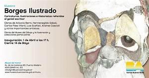 La Esquina de Orquídeo Maidana: Borges Ilustrado, ahora en el Museo del Humor