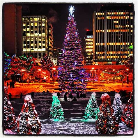 yeg christmas spots alberta canada and journals on