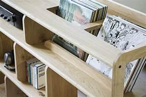Meuble Pour Vinyle : 40 meubles pour ranger des vinyles ~ Teatrodelosmanantiales.com Idées de Décoration