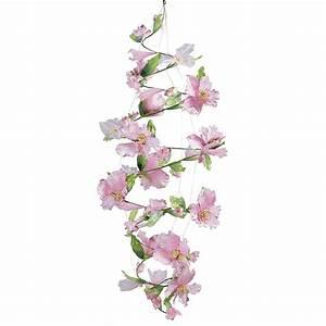Blumen Lange Blütezeit : deko blumen spiralranke 6 m lang rosa dekoration bei ~ Michelbontemps.com Haus und Dekorationen