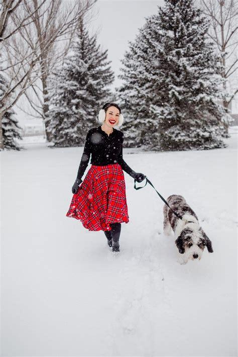 Walking in a Winter Wonderland Joanie clothing